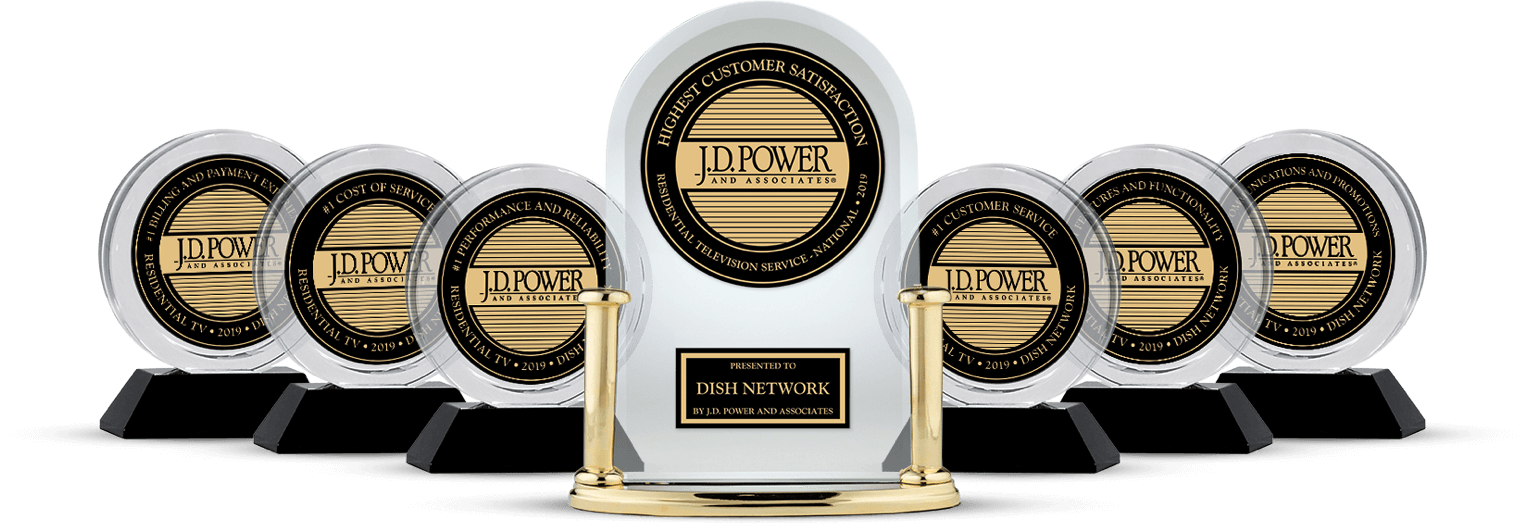 DISH Customer Satisfaction - Ranked #1 by JD Power - Craig Connections, Inc. in Denton, TX - DISH Authorized Retailer